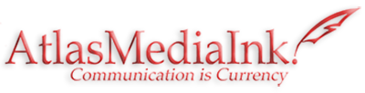 Atlas Media Ink logo